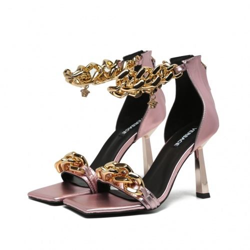 Versace High-Heeled Shoes For Women #878226