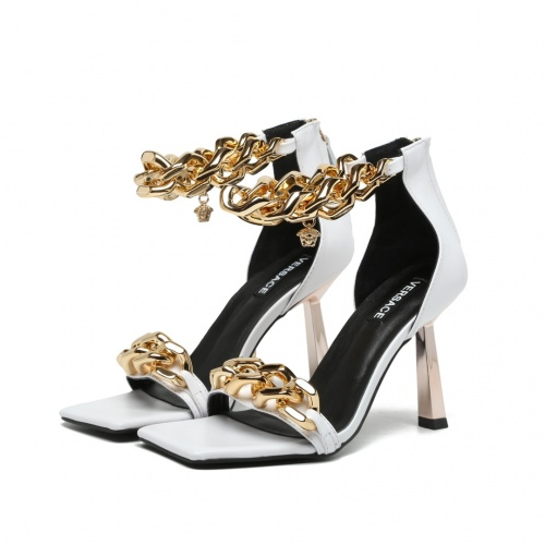 Versace High-Heeled Shoes For Women #878227