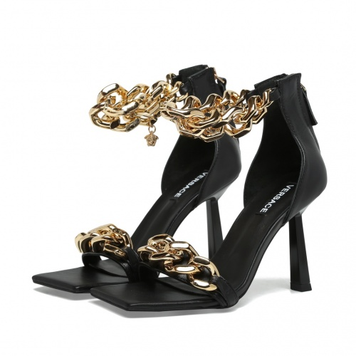 Versace High-Heeled Shoes For Women #878229