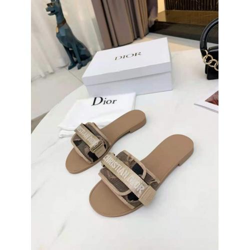 Christian Dior Slippers For Women #878234