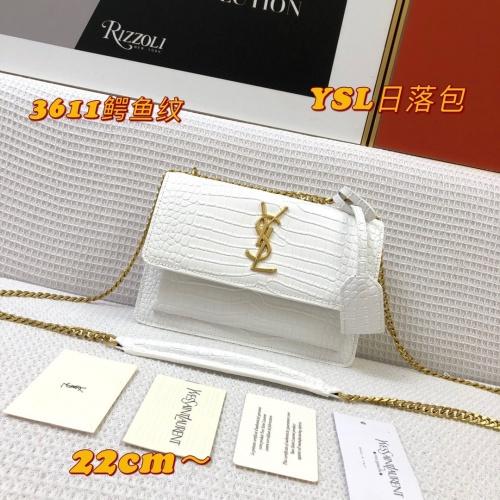 Yves Saint Laurent YSL AAA Messenger Bags For Women #878244