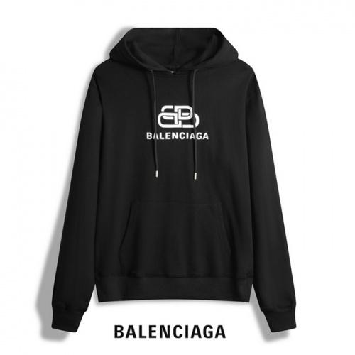 Balenciaga Hoodies Long Sleeved For Men #878263 $41.00 USD, Wholesale Replica Balenciaga Hoodies