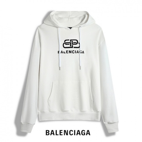 Balenciaga Hoodies Long Sleeved For Men #878264