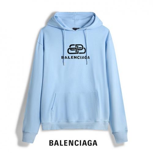 Balenciaga Hoodies Long Sleeved For Men #878265 $41.00 USD, Wholesale Replica Balenciaga Hoodies
