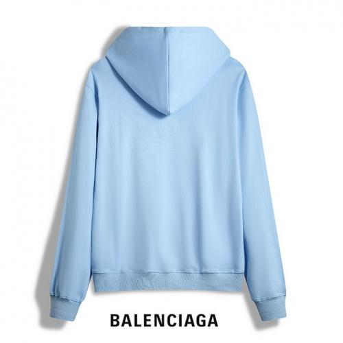 Replica Balenciaga Hoodies Long Sleeved For Men #878265 $41.00 USD for Wholesale