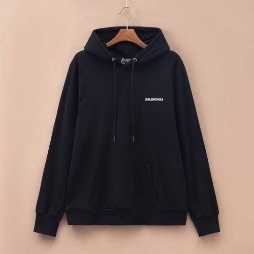 Replica Balenciaga Hoodies Long Sleeved For Men #878266 $40.00 USD for Wholesale