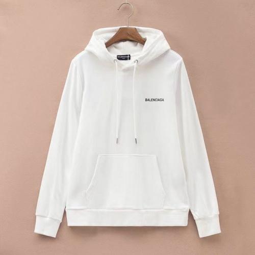 Replica Balenciaga Hoodies Long Sleeved For Men #878267 $40.00 USD for Wholesale