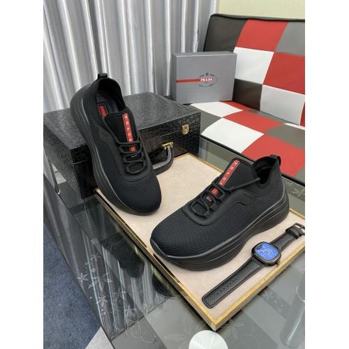 Prada Casual Shoes For Men #878278