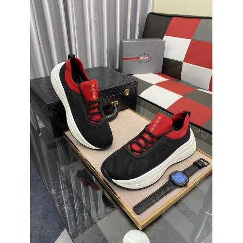 Prada Casual Shoes For Men #878281