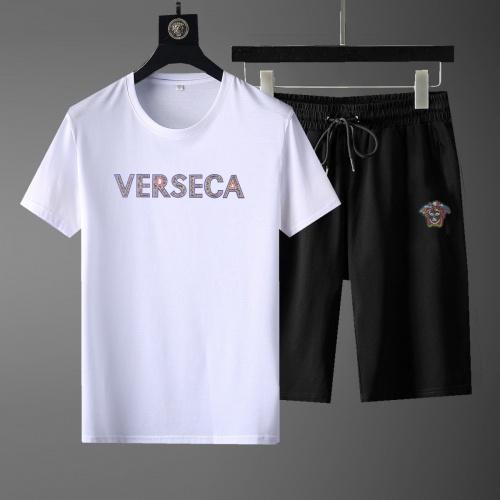 Versace Tracksuits Short Sleeved For Men #878347