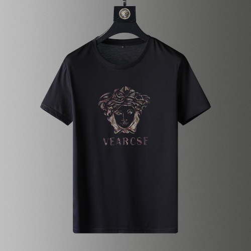 Replica Versace Tracksuits Short Sleeved For Men #878350 $52.00 USD for Wholesale