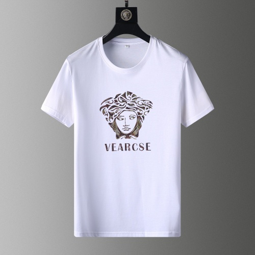 Replica Versace Tracksuits Short Sleeved For Men #878351 $52.00 USD for Wholesale