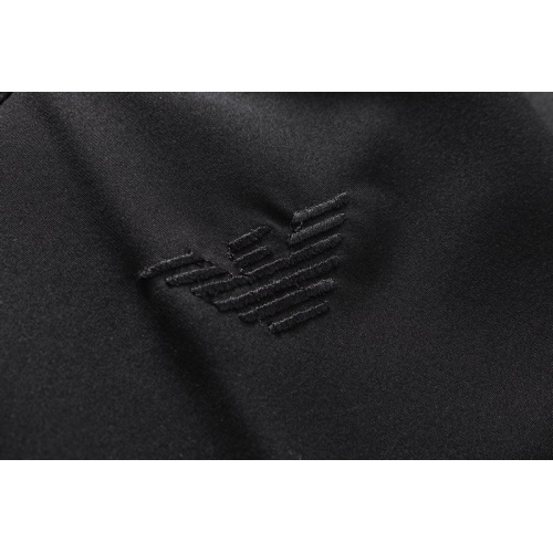 Replica Armani Tracksuits Short Sleeved For Men #878362 $64.00 USD for Wholesale
