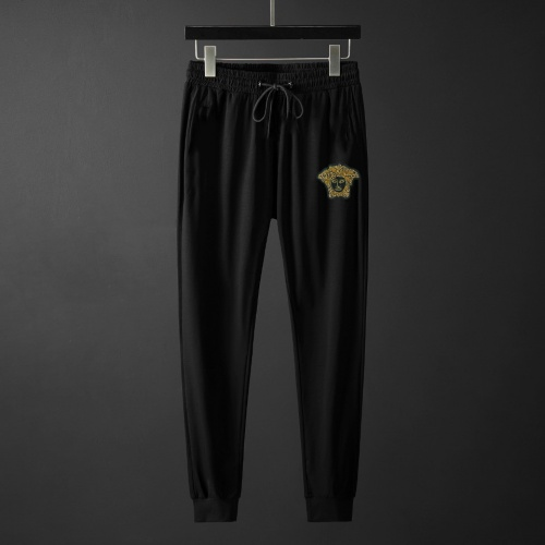 Replica Versace Tracksuits Short Sleeved For Men #878387 $64.00 USD for Wholesale