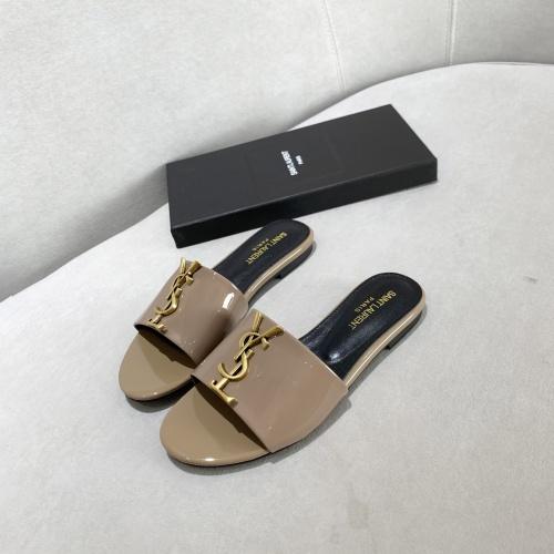 Yves Saint Laurent YSL Slippers For Women #878413