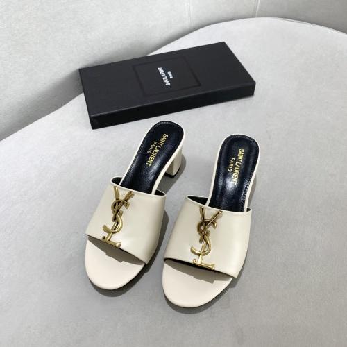 Yves Saint Laurent YSL Slippers For Women #878428
