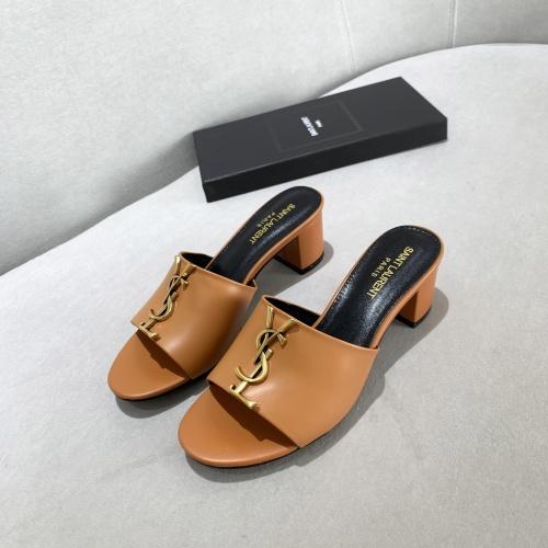 Yves Saint Laurent YSL Slippers For Women #878429