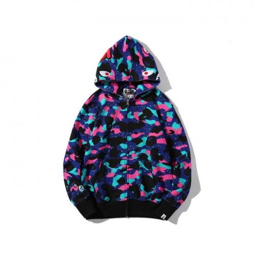 Bape Hoodies Long Sleeved For Men #878431 $48.00 USD, Wholesale Replica Bape Hoodies
