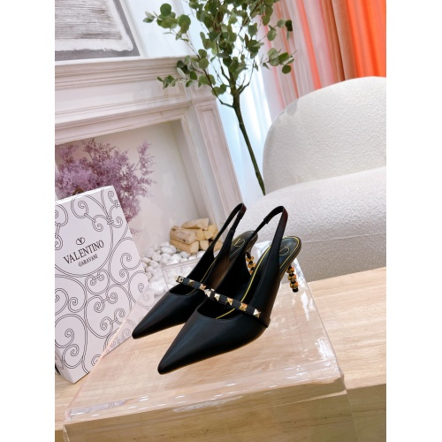 Valentino High-Heeled Shoes For Women #878476