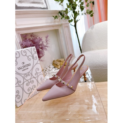 Valentino High-Heeled Shoes For Women #878477