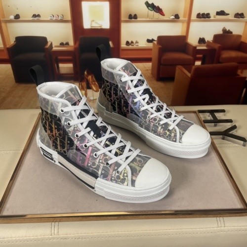 Christian Dior High Tops Shoes For Women #878554