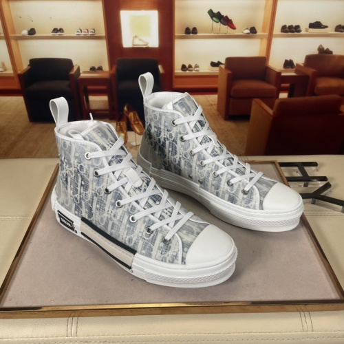 Christian Dior High Tops Shoes For Men #878556