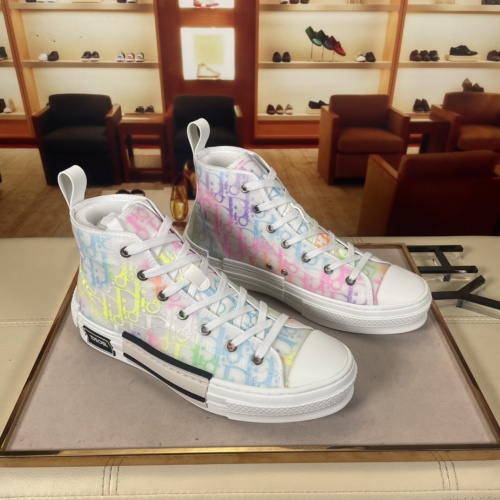 Christian Dior High Tops Shoes For Men #878557