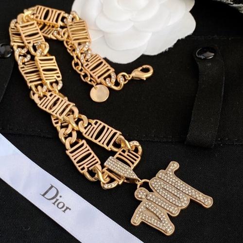 Christian Dior Necklace #878702 $41.00 USD, Wholesale Replica Christian Dior Necklace