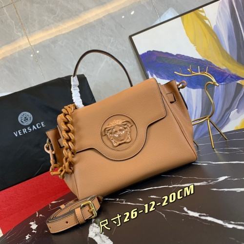 Versace AAA Quality Messenger Bags For Women #878780 $150.00 USD, Wholesale Replica Versace AAA Quality Messenger Bags