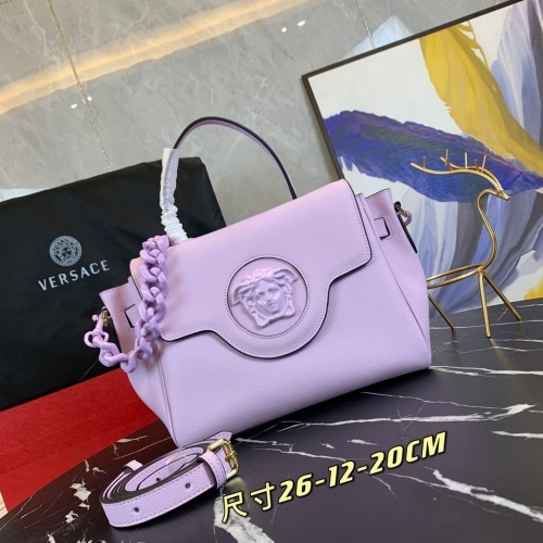 Versace AAA Quality Messenger Bags For Women #878781 $150.00 USD, Wholesale Replica Versace AAA Quality Messenger Bags