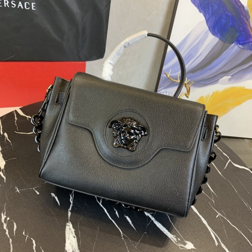 Replica Versace AAA Quality Messenger Bags For Women #878784 $150.00 USD for Wholesale