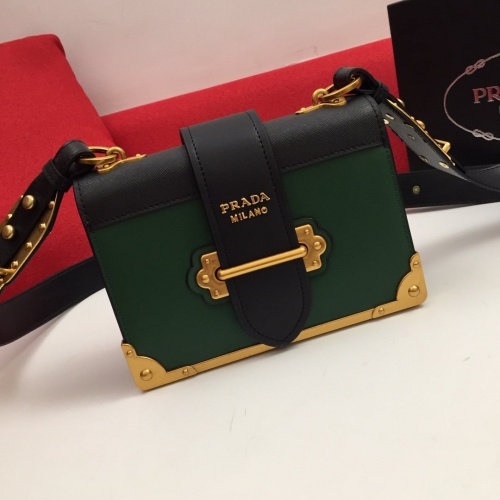 Prada AAA Quality Messeger Bags For Women #878810 $100.00 USD, Wholesale Replica Prada AAA Quality Messeger Bags