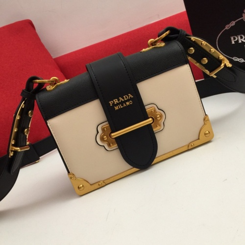Prada AAA Quality Messeger Bags For Women #878811 $100.00 USD, Wholesale Replica Prada AAA Quality Messeger Bags