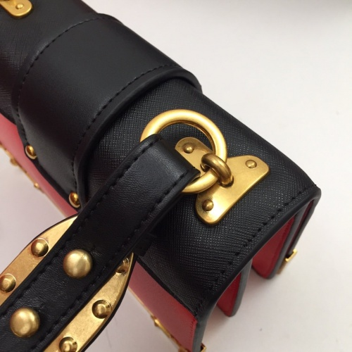 Replica Prada AAA Quality Messeger Bags For Women #878812 $100.00 USD for Wholesale