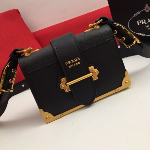 Prada AAA Quality Messeger Bags For Women #878813 $100.00 USD, Wholesale Replica Prada AAA Quality Messeger Bags