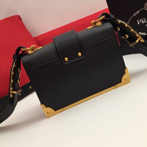 Replica Prada AAA Quality Messeger Bags For Women #878813 $100.00 USD for Wholesale