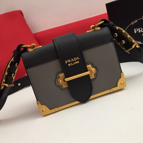 Prada AAA Quality Messeger Bags For Women #878814 $100.00 USD, Wholesale Replica Prada AAA Quality Messeger Bags