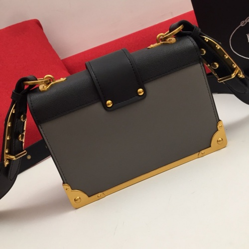 Replica Prada AAA Quality Messeger Bags For Women #878814 $100.00 USD for Wholesale