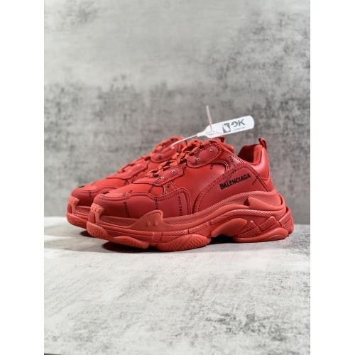 Balenciaga Fashion Shoes For Men #878825 $142.00 USD, Wholesale Replica Balenciaga Fashion Shoes