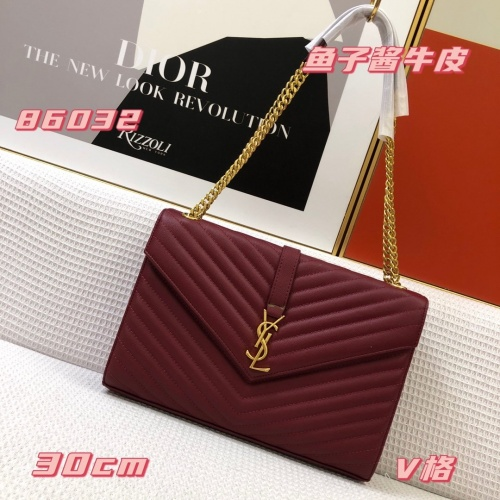 Yves Saint Laurent AAA Handbags For Women #878838