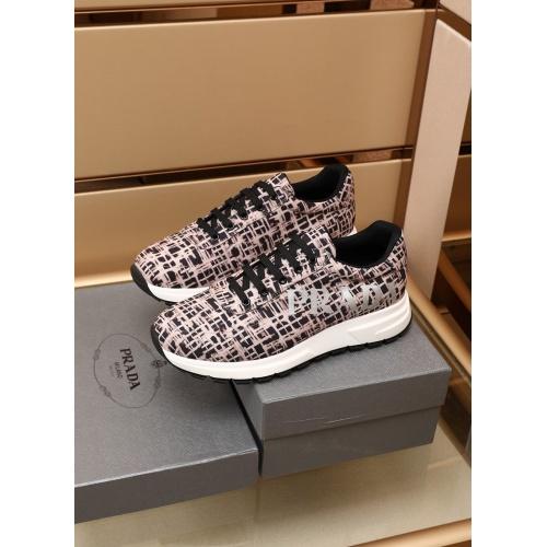 Prada Casual Shoes For Men #878911