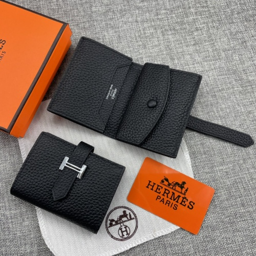 Hermes AAA Quality Wallets For Women #878993