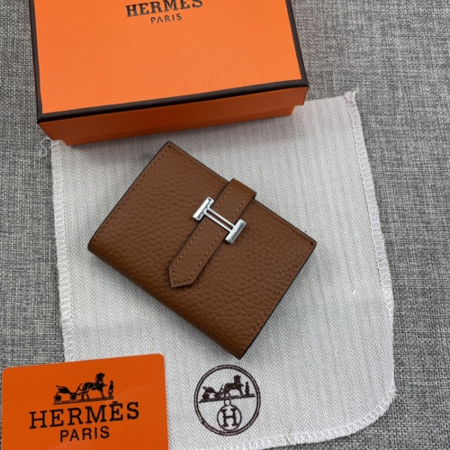 Hermes AAA Quality Wallets For Women #878994