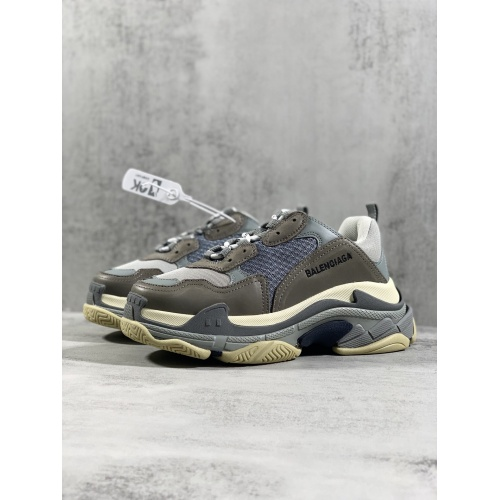 Balenciaga Fashion Shoes For Men #879046 $142.00 USD, Wholesale Replica Balenciaga Fashion Shoes