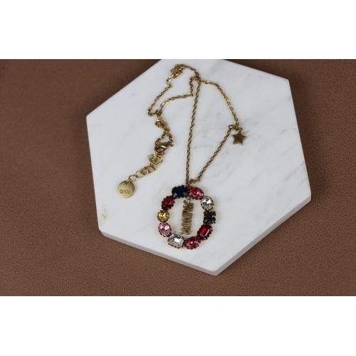 Christian Dior Necklace #879083 $25.00 USD, Wholesale Replica Christian Dior Necklace
