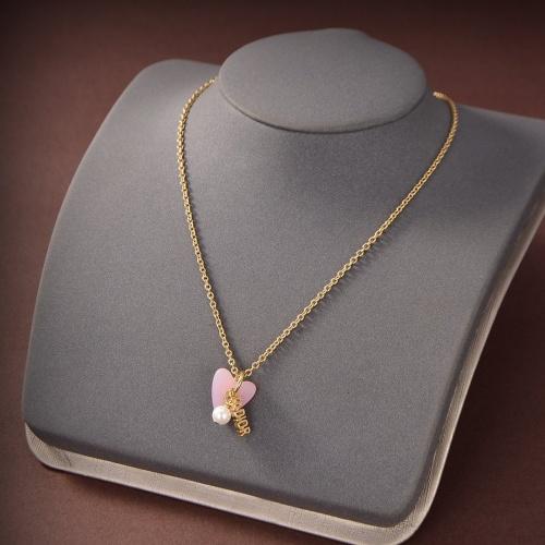 Christian Dior Necklace #879089 $29.00 USD, Wholesale Replica Christian Dior Necklace