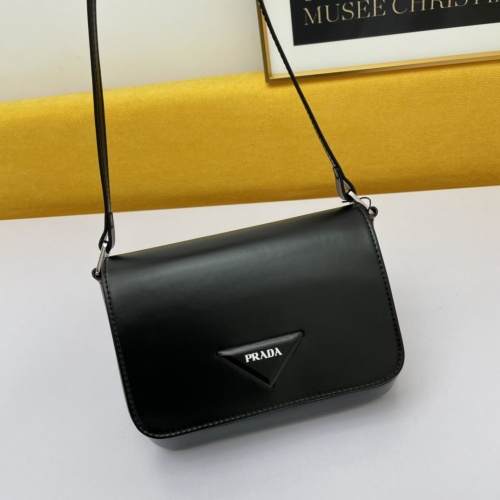 Replica Prada AAA Quality Messeger Bags For Women #879113 $80.00 USD for Wholesale