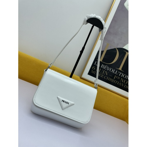 Prada AAA Quality Messeger Bags For Women #879114 $80.00 USD, Wholesale Replica Prada AAA Quality Messeger Bags