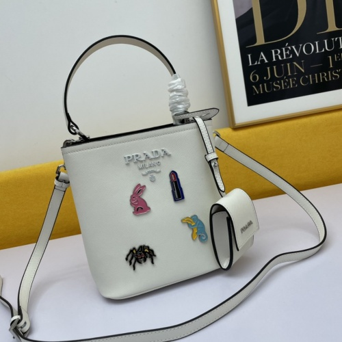 Prada AAA Quality Messeger Bags For Women #879116 $96.00 USD, Wholesale Replica Prada AAA Quality Messeger Bags