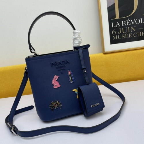 Prada AAA Quality Messeger Bags For Women #879117 $96.00 USD, Wholesale Replica Prada AAA Quality Messeger Bags
